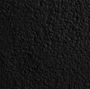 Чёрный зернистый